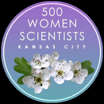 500 Women Scientists KC Logo