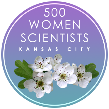 500 Women Scientists KC Logo