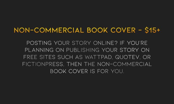 Non-Commercial Book Cover