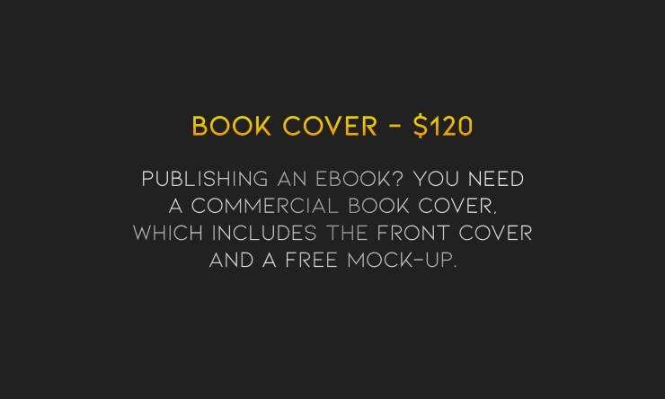 Commercial Book Cover