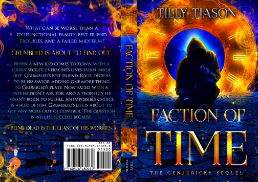 Faction of Time Jacket